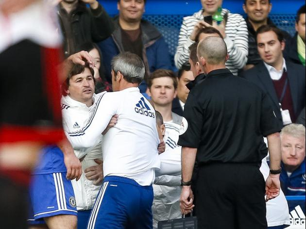 Chelsea trio charged