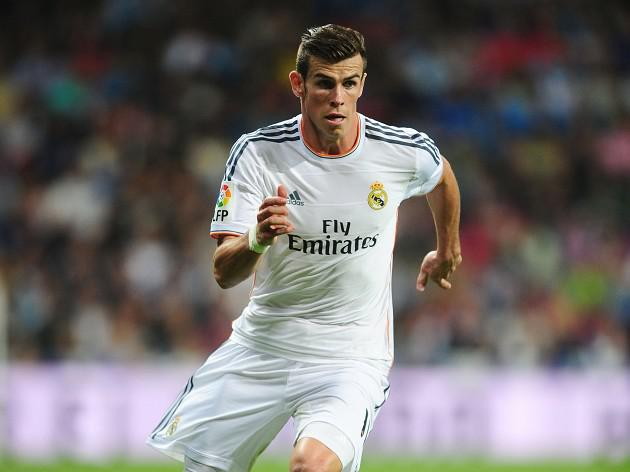 Bale among Ballon d'Or contenders