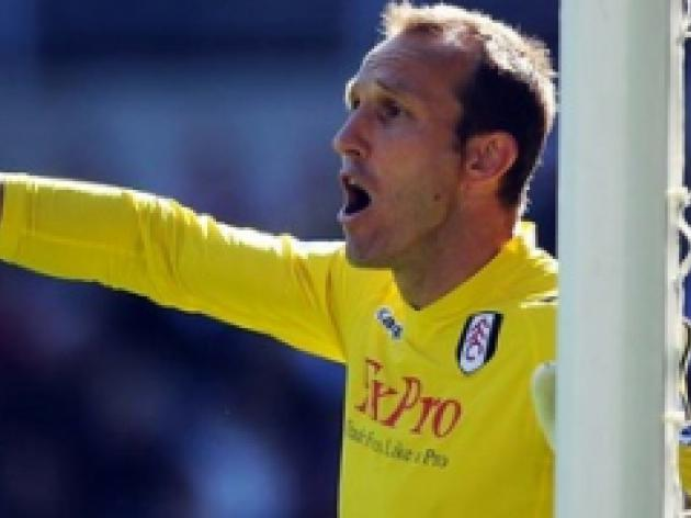 Schwarzer: I'm settled at Fulham