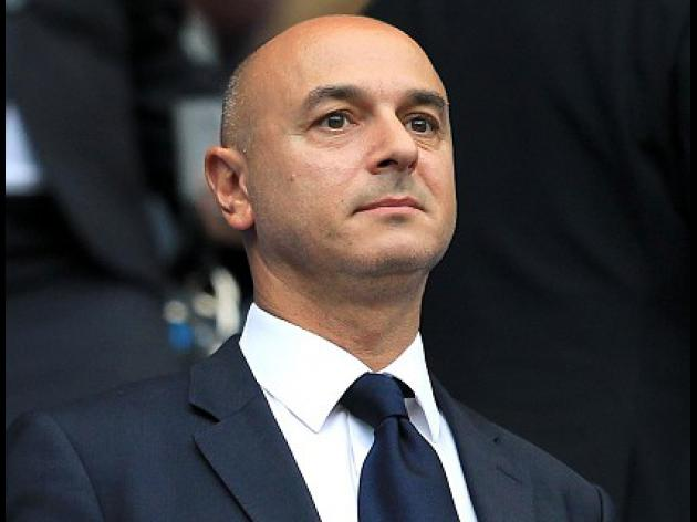How good is Daniel Levy's poker face as Transfer Deadline Day looms?
