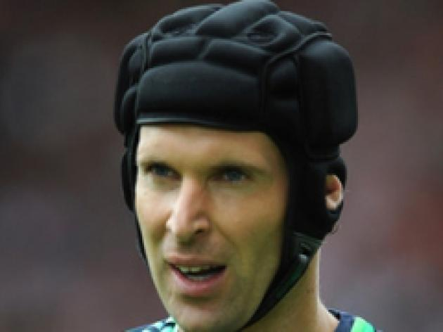 Cech wary of blasting Blues