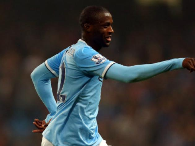 Manchester City's Toure Song: Chelsea and Arsenal fans love it