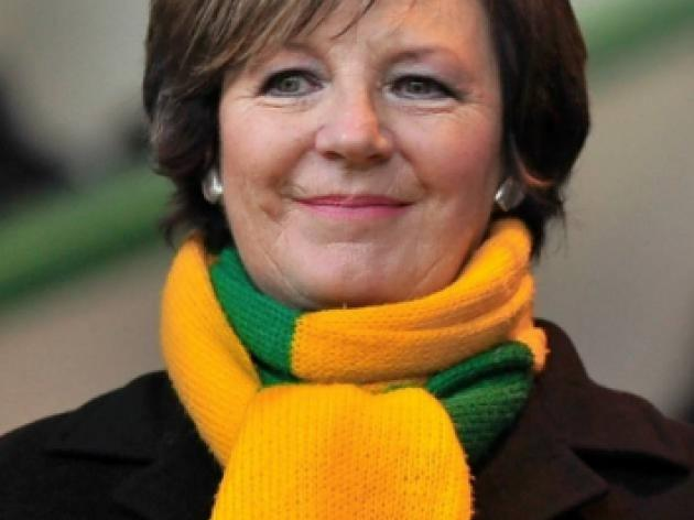 Delia Forgets Her Days Supporting Ipswich