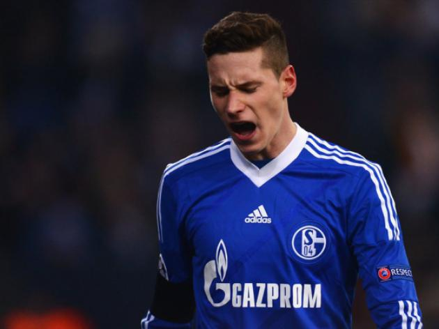 Draxler to stay with Schalke until 2018