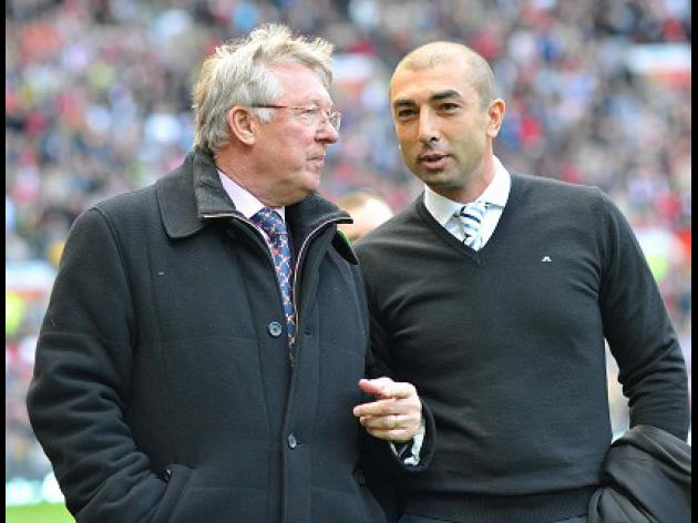 RDM plays down Fergie mind-games