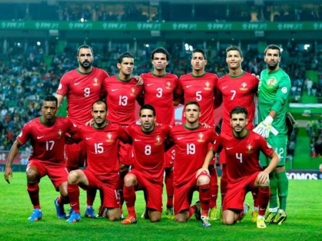 Deschamps says Portugal team to avoid in play-offs