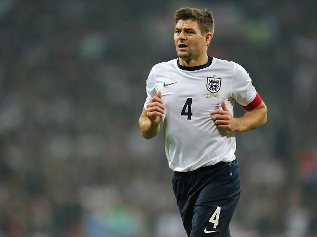 World Cup 2014 - 87 days to go: Players - Steven Gerrard