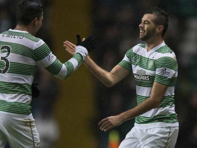 Lennon hails exceptional Celtic