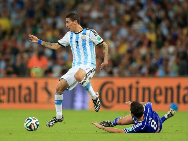 Angel Di Maria's World Cup comes to an end?