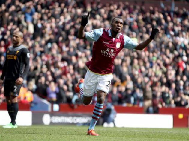 Aston Villa Player of the Season: Christian Benteke