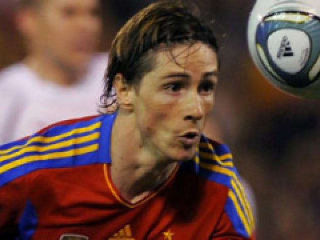 Torres to keep Spain place
