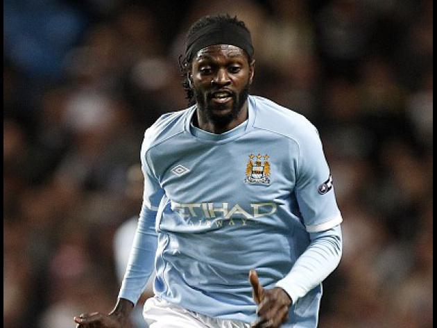 Adebayor secures Real Madrid switch