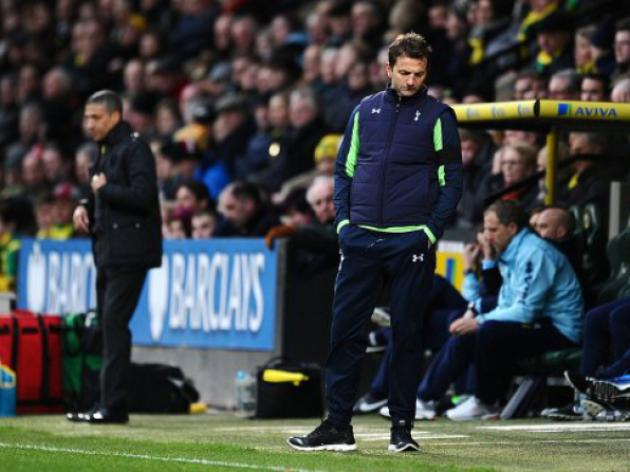 Sherwood looks to Spurs to show mettle against Dnipro