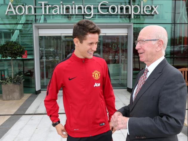 Ander Herrera will shine at Manchester United but he's not at same level as Toni Kroos or Paul Pogba