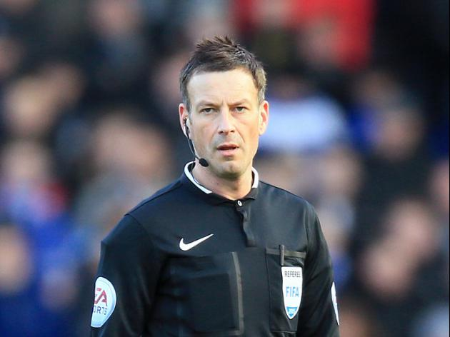 Clattenburg chosen for City clash