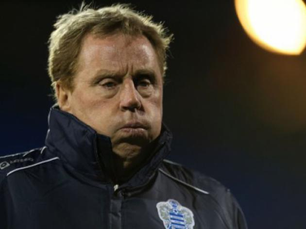 The myth of Harry 'Houdini', the QPR manager