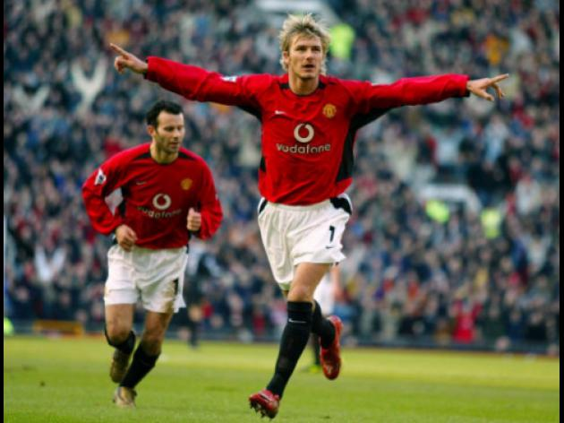 French club PSG look to bring in David Beckham