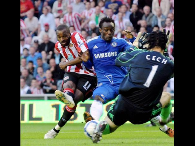 Sunderland 1 Chelsea 3