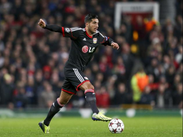 Reds looking to sign Bayer Leverkusen's German 10m international