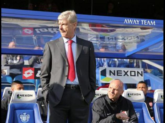 Wenger wants more from Gunners