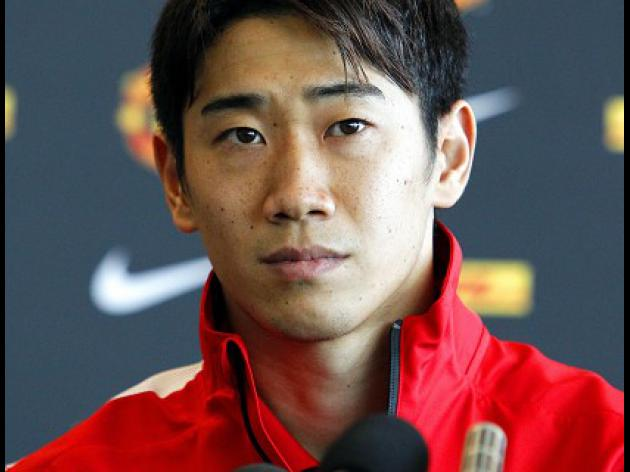 Kagawa to start for United