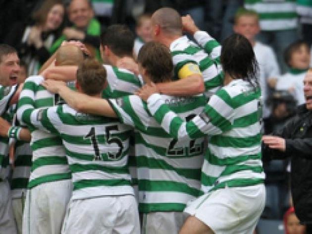 Celtic fixtures moved back