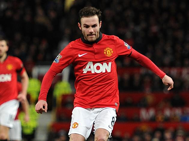 Mata calls for revival of United spirit against Olympiakos