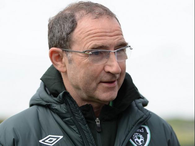 No surprises in Ireland squad