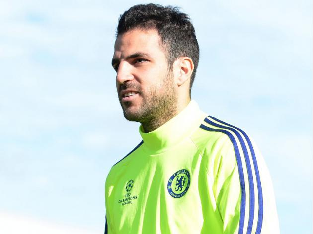 Fabregas hits back at Ramos in Spain commitment row