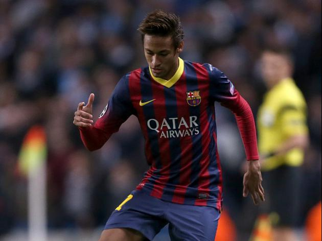LFP clear Barca over Neymar signing