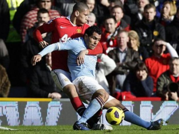 Chris Smalling revels in Manchester United's derby win over Manchester City
