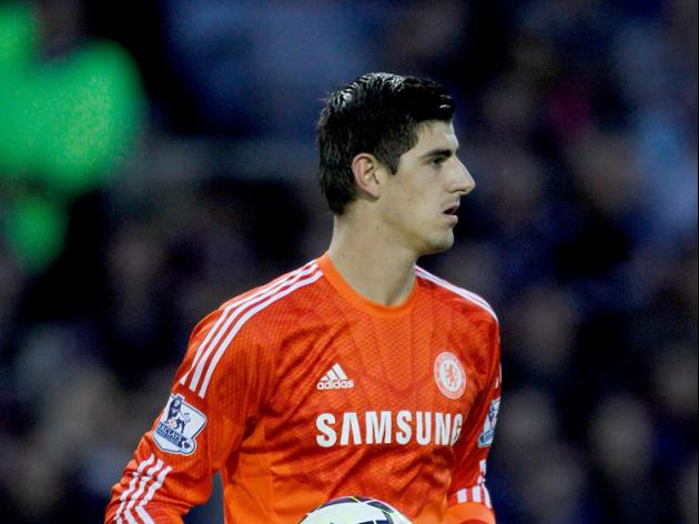 Courtois hoping Cech stays