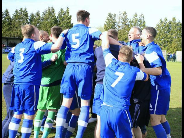 Dunstable win promotion in the battle of the towns