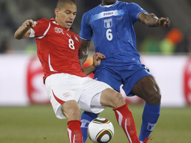 Switzerland 0-0 Honduras - Match Report