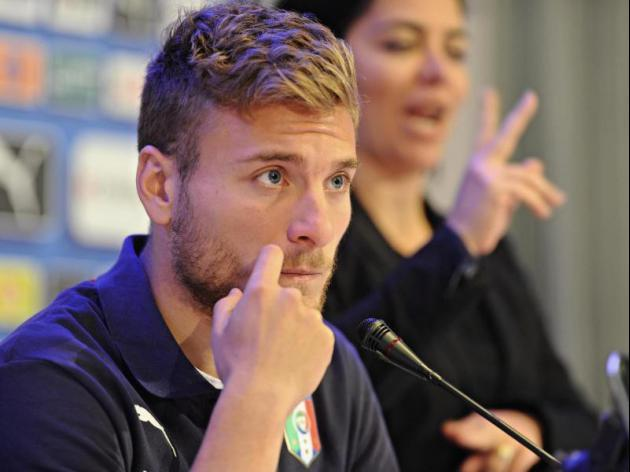 Immobile speeds towards World Cup place