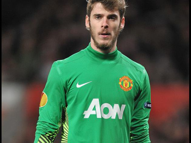 Ferguson not surprised by De Gea form