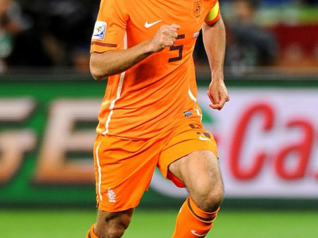 Dream final for van Bronckhorst