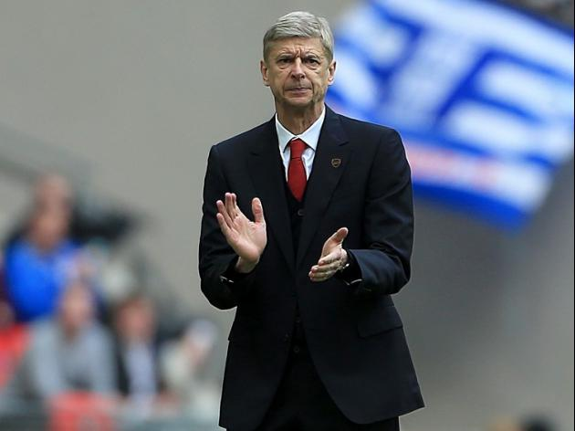 Wenger rules out Gunners spree
