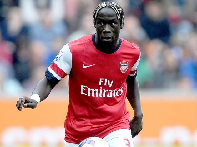 Sagna wait goes on for Gunners