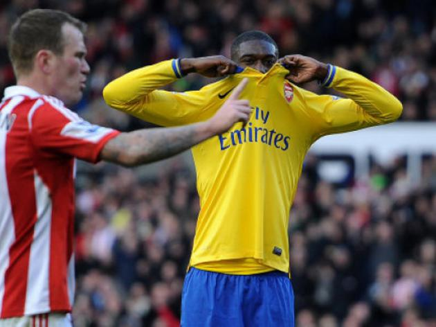 Learn to 'win ugly' and defeat at Stoke may not be the death knell for Arsenal's title ambitions?
