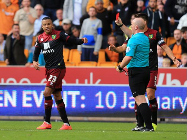 FA charges Olsson over ref 'push'
