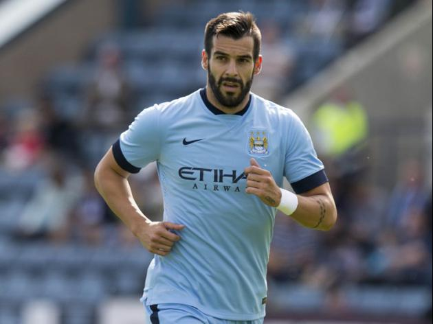 Injury blow for Negredo