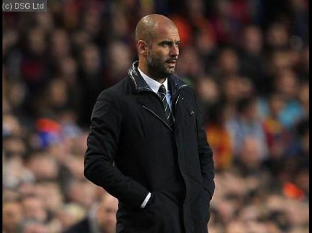 Guardiola 'to leave' Barca