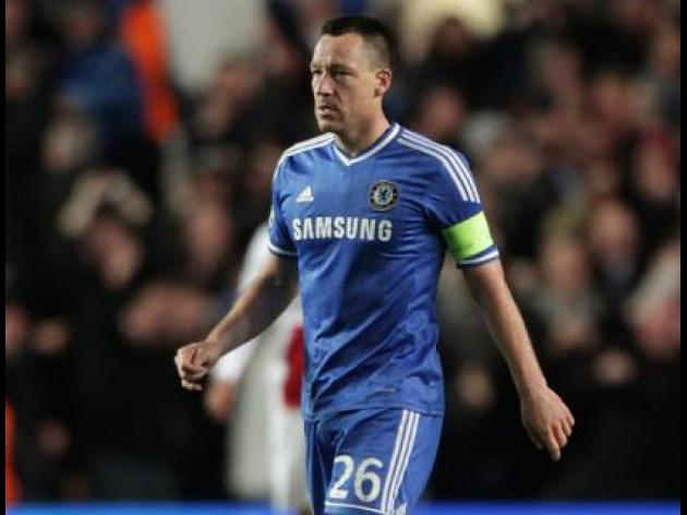 Terry has a chance of facing Atletico