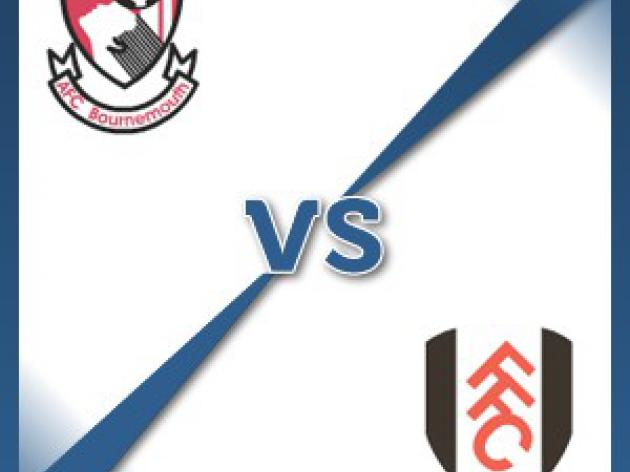 Bournemouth V Fulham at Goldsands Stadium : Match Preview