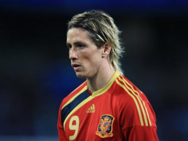 Del Bosque admits Torres concern