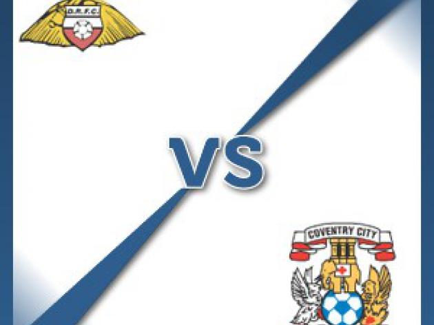 Doncaster V Coventry at Keepmoat Stadium : Match Preview