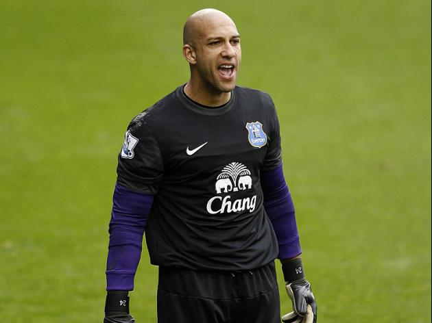 Howard backs Everton to bounce back