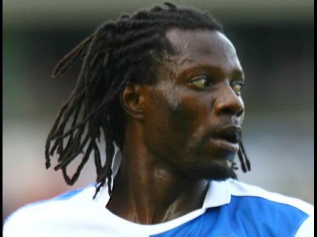Benjani ready for Rovers return