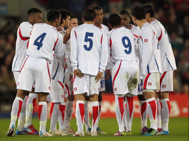 Word Cup 2014 - 76 days to go: Teams - Costa Rica